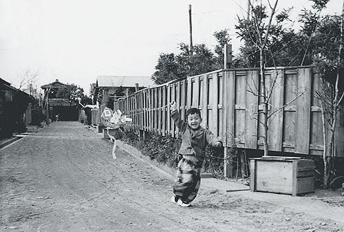 写真館⑬ 〜 和歌山市今福〈1962年〉