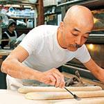 山の上のパン屋さん ベーカリーテラス ドーシェル店長 戸田 晶 さん