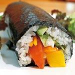 レシピ 〜 まるかぶり野菜寿司