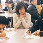 親子の絆感じる夢新聞 長野の伝でん夢師 野上小で特別授業