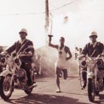 写真館⑲ 〜 東京五輪の聖火〈1964年〉