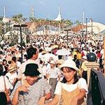 半世紀No.31 〜 1994年(H6)世界リゾート博開幕 猛暑の72日間 298万人熱く