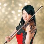 故郷への思い 音に乗せ ヴァイオリニスト 寺下真理子さん メジャーCD記念し演奏会