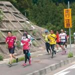 マラソン+ピクニック= マラニック 高野山─海南 競わず楽しく 5月17日  50㌔コースで有志開催