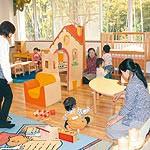 木のおうち 育児支援施設 続々開設 ドレミひろば
