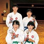 日本拳法全国大会 都道府県対抗3部門でV 横田、平井、﨑選手が貢献