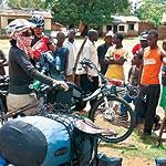 自転車世界一周2人旅〜第6話 アフリカ横断前編 「ヤギをくれ」と言われても…