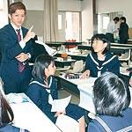 和歌山県内初の楽天IT学校 和歌山商業高校 ネット販売実践