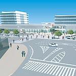 和歌山市駅ビル建て替えへ 南海と和歌山市 新駅舎に図書館
