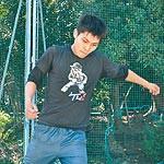 わかやま大会② 〜 フットベースボール 道上雅紀主将 メンバー憧れの努力家