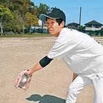 わかやま大会③ 〜 ソフトボール 村上宜玖選手 頼れる守備の要