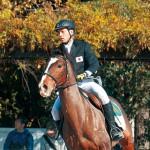 和歌山北高出身 三口智也選手 近代五種でリオ五輪切符 「メンタル鍛え上位目指す」