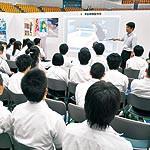 高3の地元就職後押し 応募前に初の説明会 和歌山県主催 2千人が耳傾け