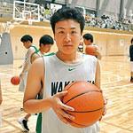 わかやま大会④ 〜 バスケットボール 松山裕也選手 得点力でチームけん引