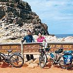 自転車世界一周2人旅〜第7話 アフリカ横断後編 サバンナのど真ん中を疾走…