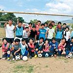 わかやま大会⑦ 〜 サッカー ブルーダイヤモンズ和歌山FC チームワークで1勝を