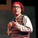 演劇の聖地 紀伊國屋ホールで主役 和歌山市出身の俳優 岡本高英さん