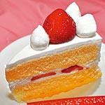 ショートケーキ名鑑vol.7 パティスリーアン本店 苺のショートケーキ