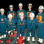 和歌山市 女性消防団員 初の全国大会 消火速度、動作競う