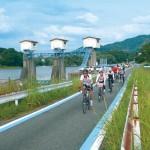 自転車で巡れる和歌山に 和歌山県 サイクリング道800㌔整備計画 「川のルート」8割完成