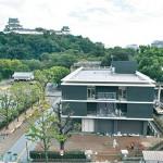 城の風情 感じる街へ  和歌山城整備計画見直し 長屋門移築や扇の芝再生検討