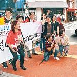 タイ客70人 ぶらくり丁へ 和歌山市 ツアー助成第1号