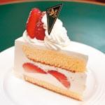 ショートケーキ名鑑vol.8 フランス菓子パティスリー・リヨン イチゴのショートケーキ