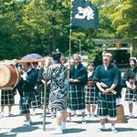 和歌祭の芸能 一挙に体験 担い手発掘ワークショップ