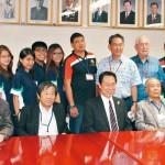 フィリピン学生と交流 和歌山中RC