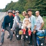 自転車世界一周2人旅〜第9話 中東 人懐っこい国 イラン