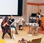 〝音楽童話〟って知ってる? 登場人物 楽器で表現 11月29日 和歌山市民図書館