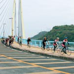 サイクリングで地域再発見   和歌山市  海沿いルート走行