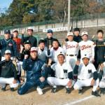 高校野球100年 和中魂 甲子園へ 元球児 夏の第1回大会再現 桐蔭OBは久留米商業と対戦