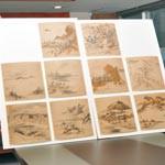 150年前の和歌浦 今に 寺井冨士さん 和歌山市立博物館へ寄贈