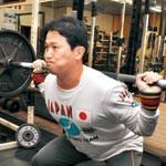 パワーリフティング アジア大会に初挑戦 和歌山市の今井努さん