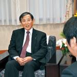 仁坂 吉伸 和歌山県知事に聞く 「力を取り戻し、和歌山再興を」