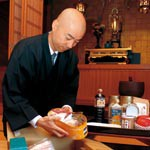 お寺のお供え おすそ分け 広がる一人親家庭支援活動 和歌山市でも2寺が参加