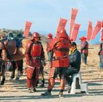 『真田十勇士』和歌山市ロケ 地元エキストラも出演