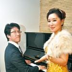 オペラの世界へご招待 矢倉愛さん 加藤英雄さん 解説交え毎月公演