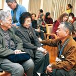 「傾聴」で心の介護 3月 ボランティア養成講座
