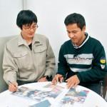 広がれ 助け合いの連鎖 石巻支援し2年の尾﨑さん 3月12日 被災地へ送る服募る