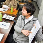 被災地の教訓 未来へ生かす 和歌山市青年団体協議会 浸水高示す看板