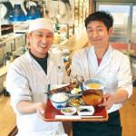 味力びと 〜 和歌浦の風情伝える食堂 WAKAYA 津屋 平松利仁さん・森下祐次さん