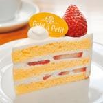 ショートケーキ名鑑vol.17 プチ・タ・プチ いちごショート