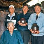 大川窯 みんなで活用を 市民有志が保存会