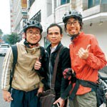 自転車世界一周2人旅 〜 最終話 中国・帰国 優しさと笑顔は世界共通