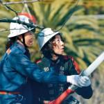消防団に女性のチカラ 担い手確保へ加入促進 生きる細やかな心遣い