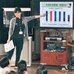 統計局誘致へ出前授業 和歌山県 地元で理解広げる