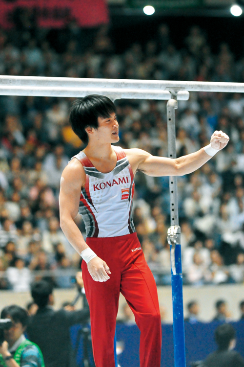 笑顔の〝団体金〟へ 〜 体操競技 田中佑典選手(26) | ニュース和歌山