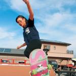 東京五輪有力のスケートボード 岩出にスター候補2選手